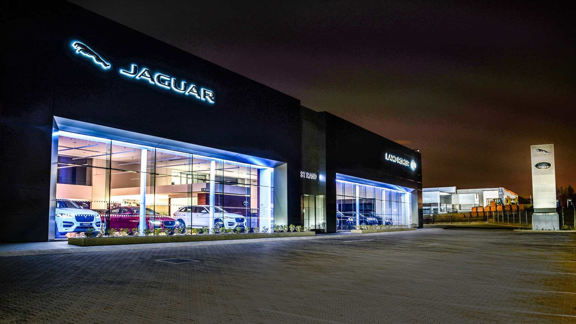 Jaguar Land Rover Executive Night